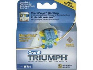 Náhradní kartáček Braun EB 25-2 pro Oral B 3D White
