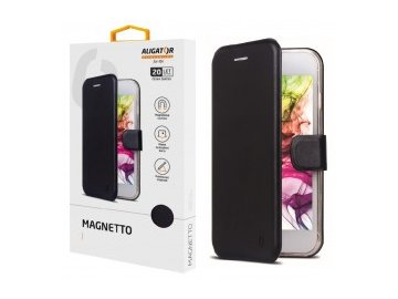 Pouzdro Aligator Magnetto Xiaomi Redmi 8A black