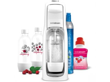 Sada Sodastream Jet Love Raspberry LE výrobník SODA  DOPRAVA ZDARMA