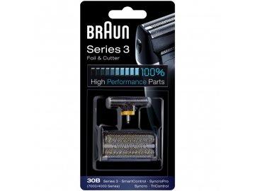 Planžeta Braun CombiPack Syncro 30B Series 3  fólie a břitový blok