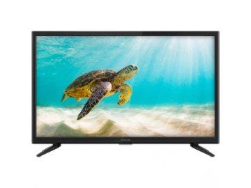 LED televize Sencor SLE 22F62TCS FULL HD USB PVR napájení 12V