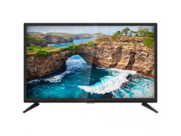 LED televize Sencor SLE 2470TCS HD USB PVR napájení 12V