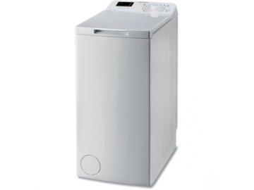 Pračka plněná vrchem Indesit BTW S60300 EU/N  6kg 1000 ot.