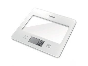 Kuchyňská váha Sencor SKS 5020WH 5 kg