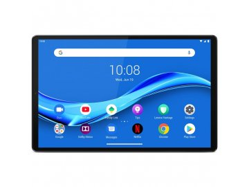 "Dotykový tablet Lenovo Tab M10 Plus 64 GB 10.3"", 64 GB, WF, BT, Android 9.0 Pie - šedý  + antivirus secure SAFE"
