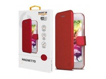 Pouzdro Aligator Magnetto Xiaomi POCO M3 Red