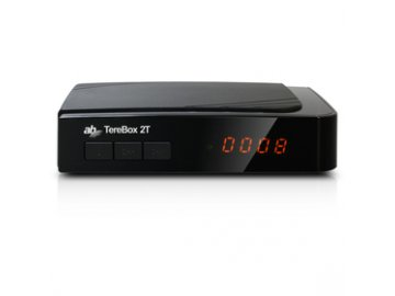 Set Top Box /DVB-T/T2 přijímač/ AB TereBox 2T HD