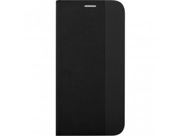 Pouzdro na mobil flipové WG Flipbook Duet na Samsung Galaxy A12 - černé