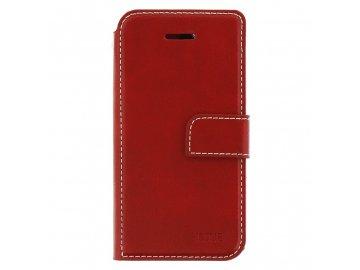 Pouzdro na mobil flipové Molan Cano Issue Book na Xiaomi Redmi 9A - červené