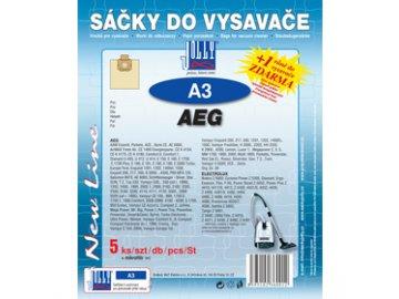 Sáčky do vysavače AEG/Electrolux Jolly A3