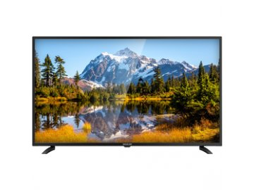 LED televize Sencor SLE 43F17TCS DVB-T2/C/S2 se satelitním přijímačem USB PVR