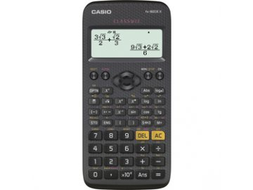 Vědecká kalkulačka Casio FX 82 CE X pro SŠ a VŠ školy dvouřádková