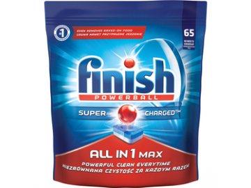Tablety Finish ALL IN ONE 94ks pro myčky nádobí