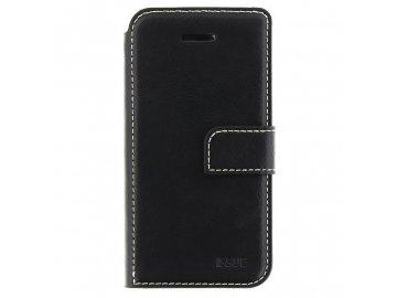 Pouzdro na mobil flipové Molan Cano Issue Book na Samsung Galaxy A32 - černé