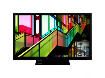 LED televize Toshiba 24W3163DG SMART HD T2/C/S2