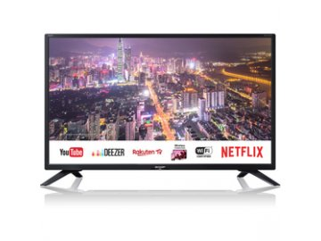 LED televize Sharp 32BC4E SMART 200Hz T2/C/S2