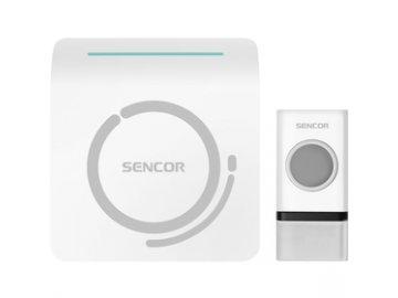 Bezdrátový zvonek Sencor SWD 100 napájení baterie