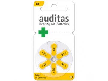 Baterie pro naslouchadla Varta Auditas 10 PR70