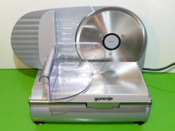 Elektrický kráječ potravin Gorenje R 506E kovový
