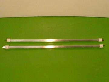 Náhradní topné trubice pro Infrazářič /topidlo/ do koupelny Bravo B-4419 1500W se šňůrkou