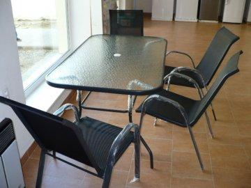 Sada zahradního hliníkového nábytku ELLA FIELDMANN FDZN 50