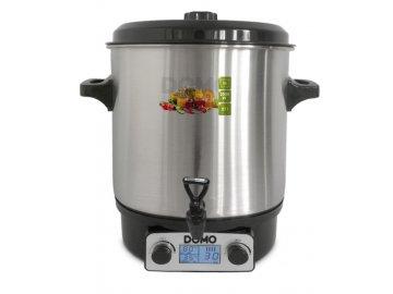 Zavařovací hrnec /automat/ nerez DOMO DO42325PC displej kohout termostat časovač
