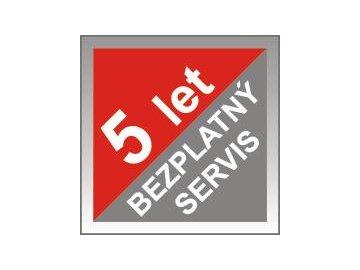Prodloužená záruka /bezplatný servis/ Mora - /5let/ prodloužení o 36 měsíců /sporáky/