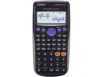 Vědecká kalkulačka Casio FX 350 ES PLUS pro SŠ a VŠ školy dvouřádková