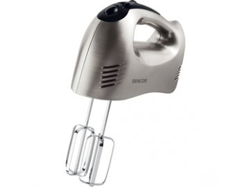 Ruční šlehač Sencor SHM 6203SS stříbrný  DOPRAVA ZDARMA