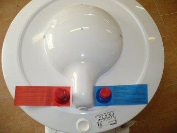 Zásobníkový ohřívač vody /boiler/ Mora EOM 80 PKT 80 litrů svislý s termostatem
