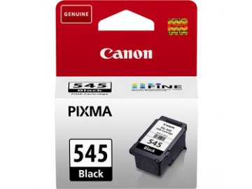 Inkoustová náplň CANON PG-545 originál černá MG2950 2450 2550