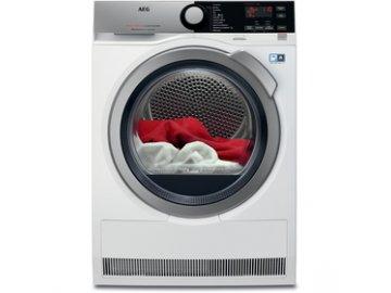 Kondenzační sušička prádla AEG T 8DEE68SC s tepelným čerpadlem A+++ 8kg  DOPRAVA ZDARMA + dárek