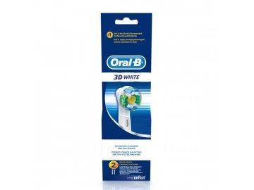 Náhradní kartáček Braun EB 18-2 pro Vitality Oral B 3D White Luxe