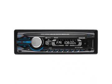 Autorádio Sencor SCT 5017BMR USB SD RDS bluetooth
