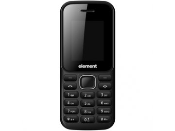 Mobilní telefon Element P009 SE fotoaparát mikroSD