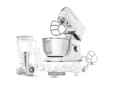 Kuchyňský robot Sencor STM 6350WH  + nerezová kuchyňská váha Emos