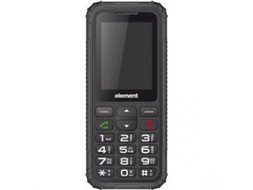 Odolný telefon Sencor Element P007 IP68 vodotěsný, prachotěsný