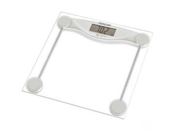 Osobní digitální váha Sencor SBS 113SL velký displej 150 kg