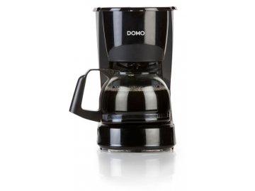 Kávovar /čajovar, překapávač/ DOMO DO475K černý 0,6l  DOPRAVA ZDARMA