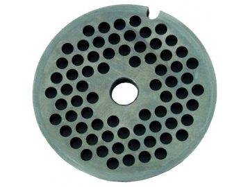 Náhradní šajba /sítko, disk/ k masořezce /masomlýnku/ Zelmer 786 86.1241 k 686,886,586  4mm