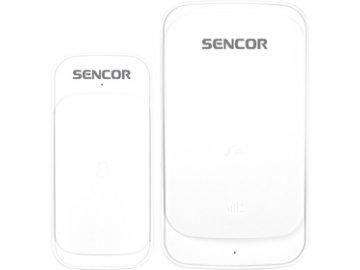 Bezdrátový zvonek Sencor SWD 130W napájení ze sítě dosah až 150m