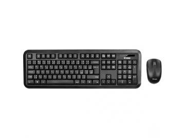 Bezdrátová klávesnice + myš Yenkee YKM 2006CS Combo Sequence