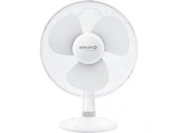Stolní ochlazovací ventilátor Sencor SFE 4037WH