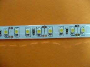 LED páska 60LED/1m 5m IP54 studená bílá 72W/5m