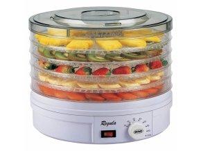 Sušička ovoce Bravo B-4322 Regula s termostatem