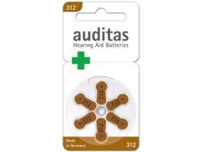 Baterie pro naslouchadla Varta Auditas 312 PR41