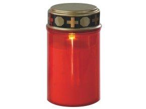 LED hřbitovní svíčka Emos 4607 s foto senzorem