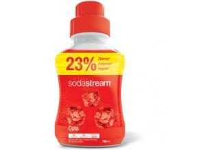 Sirup Sodastream Cola velký 750ml