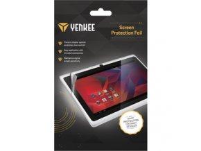 """Univerzální ochranná fólie na displej tabletu až 8"""" proti poškrábání Yenkee YPF 08UNICL"""