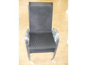Zahradní hliníková židle Fieldmann FDZN 5010  + Bezúdržbové provedení